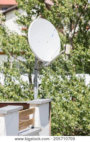 Satellite Dish - Tv