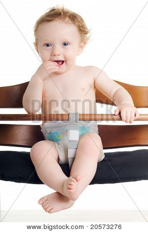 Hungry Baby High Chair