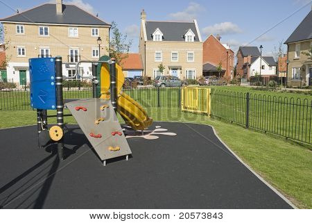 Residential Area Playground