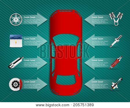 Car Parts - All