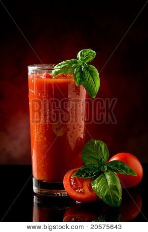 Tomato Juice- Bloody Mary Cocktail