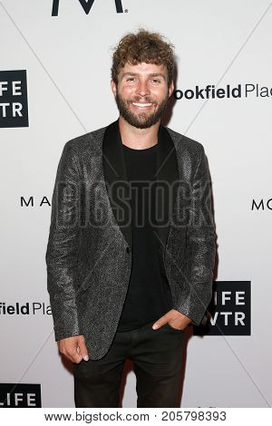 NEW YORK-SEPT 08: Designer Timo Weiland attends Daily Front Row's Fashion Media Awards at Four Seasons Hotel New York Downtown on September 8, 2017 in New York City.