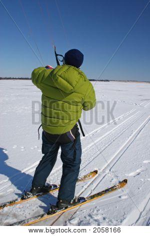 Kite Skier 2