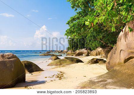 Hideaway Scene Divine Shoreline