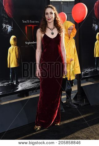 LOS ANGELES - SEP 05:  Bonnie Aarons arrives for the 'IT' World Premiere on September 5, 2017 in Hollywood, CA