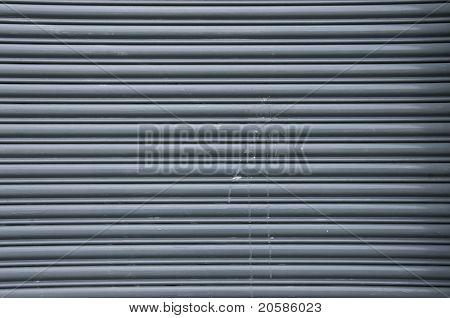Horizontal Freight Door