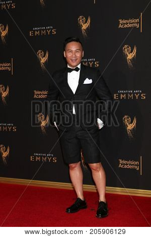 LOS ANGELES - SEP 10:  BD Wong at the 2017 Creative Arts Emmy Awards - Arrivals at the Microsoft Theater on September 10, 2017 in Los Angeles, CA