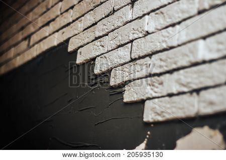 Unfinishing Facial Wall Decorative Brick