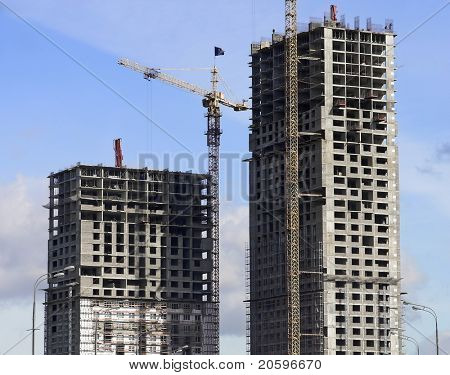 Buildings construction