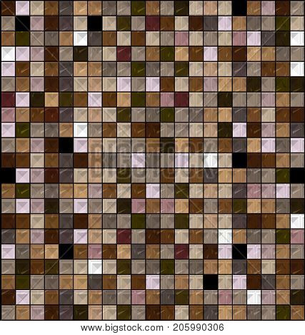 abstract beige colored background image consisting of lines and blocks