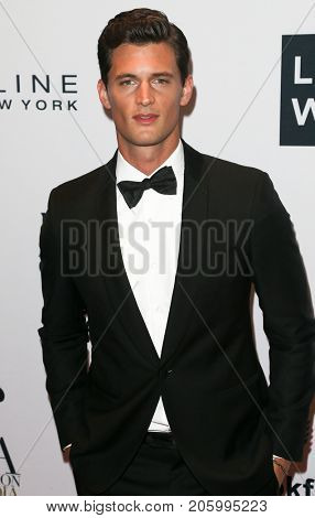 NEW YORK-SEP 8: Garrett Neff attends the Daily Front Row's 2017 Fashion Media Awards at the Four Seasons Hotel New York Downtown on September 8, 2017 in New York City.