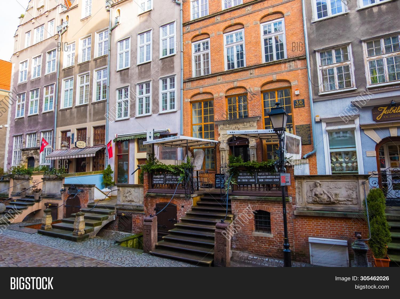 Gdansk Poland Image Photo Free Trial Bigstock