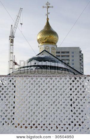 New Buildings In Saratov