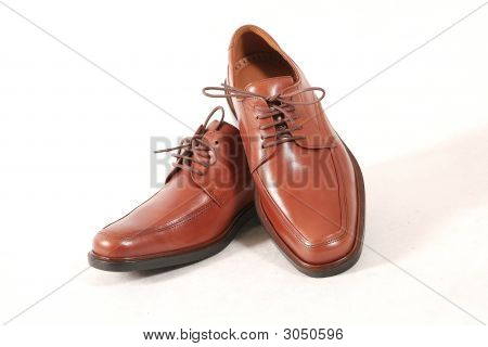 Brown Classical Shoes