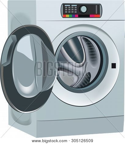 Household Appliance Washing Machine Household Use Household Appliance Washing Machine Household Use