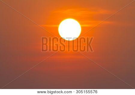 Global Warming From The Sun And Burning, Heat Wave Hot Sun, Climate Change, Heat Wave Hot Sun, Makes
