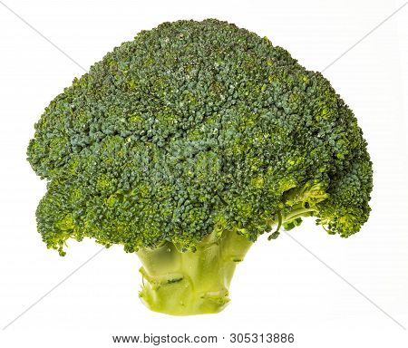 Broccoli (broccoli, Broccoli, Broccoli, Brokoli, Broccoli Sprout, Brassica Oleracea) Whole And Fresh