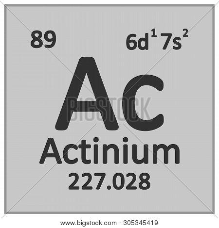 Actinium Images, Illustrations & Vectors (Free) - Bigstock