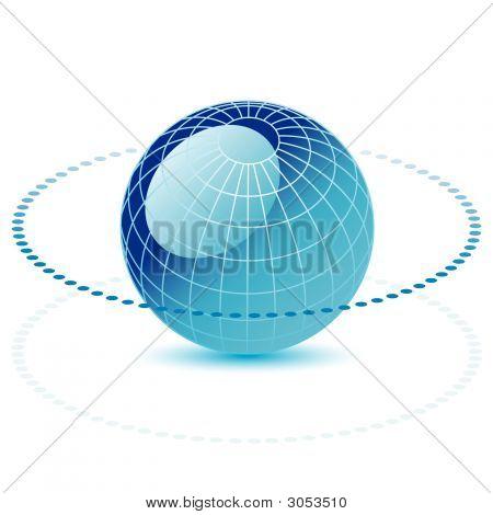 Globe-Dotted
