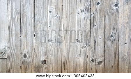 Holz Textur, Hintergrund Aus Holzbrettern Mit Senkrechtem Verlauf