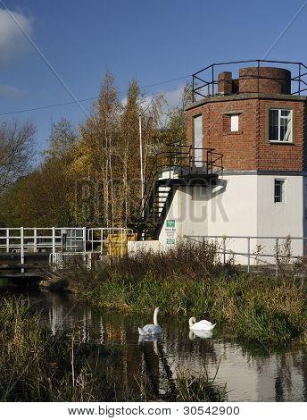 Bond Mill Lift Bridge