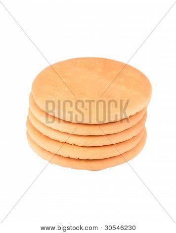 Hardtack cookie