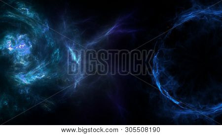 Universe All Existing Matter And Space Considered As A Whole; The Cosmos. The Universe Is Believed T