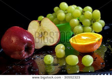 favourite fruits - healthy choice