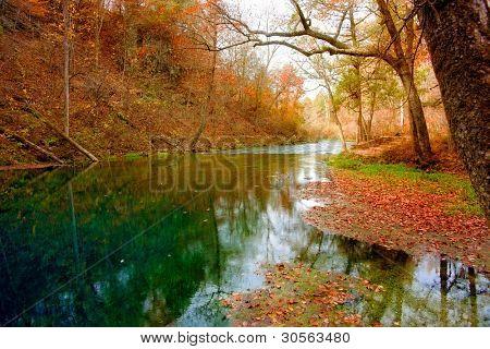 autumn spring in missouri
