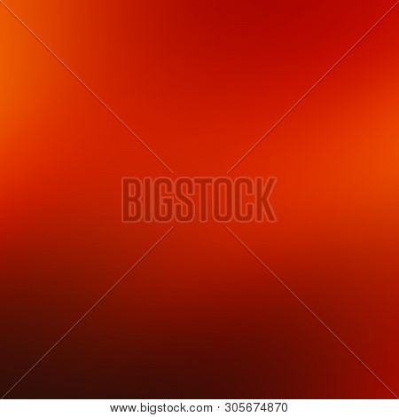 Abstract Red Gradient Background Or Red Paper Black Vintage Grunge Background Texture Design Beautif