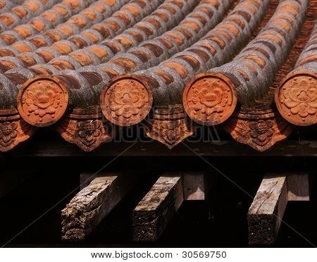 Okinawan roof