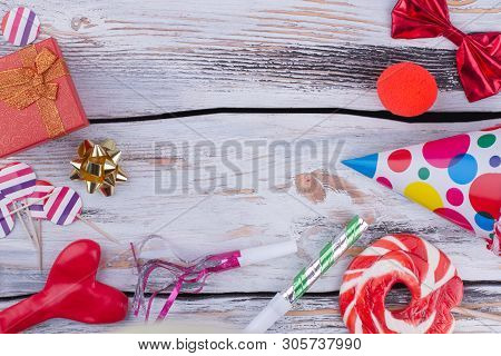 Birthday Party Items Image & Photo (Free Trial) | Bigstock