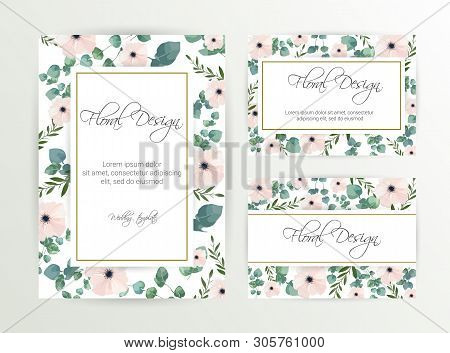 Banner On Flower Vector Photo Free Trial Bigstock