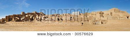 Medina (Old Town) of Ghat, Libya