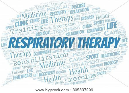 Respiratory Therapy Vector & Photo (Free Trial)   Bigstock