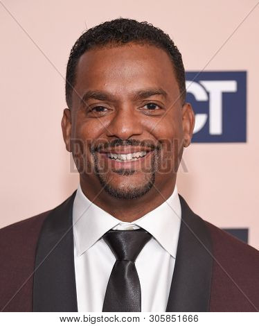 LOS ANGELES - JUN 02:  Alfonso Ribeiro arrives for the Critics Choice Reels Awards on June 02, 2019 in Beverly Hills, CA