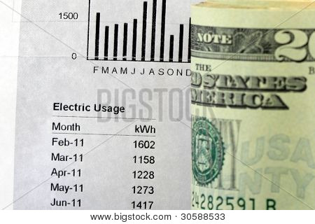 Paying your electric bill