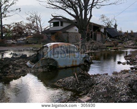 Katrina Levee Breach