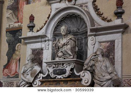 Galileo's Tomb