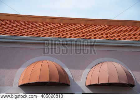 New Red Roof Tiles Roofing Cover Style