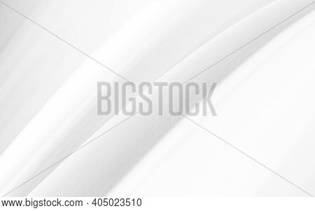 Abstract White And Silver Are Light Pattern Gray With The Gradient Is The With Floor Wall Metal Text