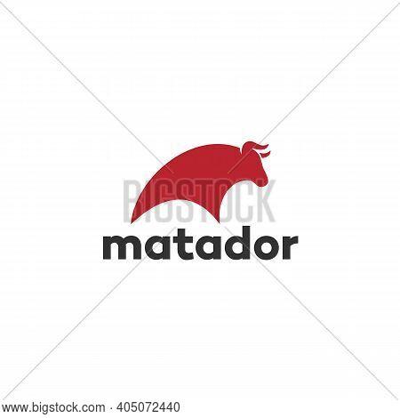 Matador Buffalo Bull Bison Logo Design Inspiration