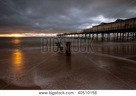 Sunrise Teignmouth