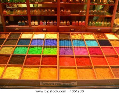 Artists Colours