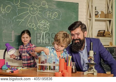 Science Club Afterschool Program. Experience And Knowledge. Practical Knowledge. Measurable Outcomes