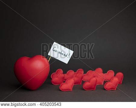 Army Of Love, Love Soldiers, Concept Of Amorousness, Lovers' Day, Saint Valentine's Day
