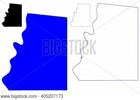 Marshall County, State Of West Virginia (u.s. County, United States Of America, Usa, U.s., Us) Map V