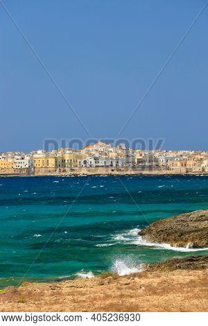 Old town Gallipoli, Lecce, Apulia, Italy
