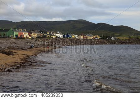 Waterville Village, Ring Of Kerry,  Co. Kerry, Ireland