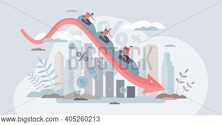 Economic Forecast With Financial Stock Value Prediction Tiny Person Concept